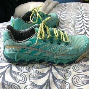 Women's Merrell All Out Peak Trail Running Shoe